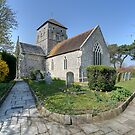 Church of St.Nicholas, Shoreham, West Sussex by dgbimages