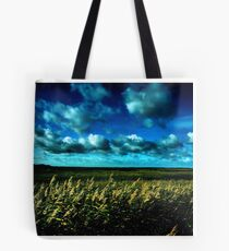 Winter at Salthouse Marsh Tote Bag