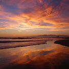Silky Sunset by Henry Murray