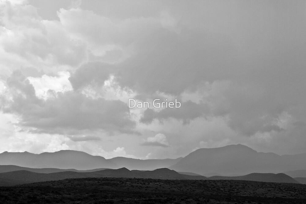 Stormy Landscape by Dan Grieb