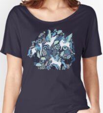 Pegasi Blues  Relaxed Fit T-Shirt