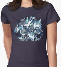 Pegasi Blues  Fitted T-Shirt