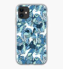 Pegasi Blues  iPhone Case