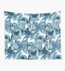 Pegasi Blues  Wall Tapestry