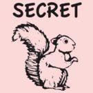 Secret Squirrel by antsp35