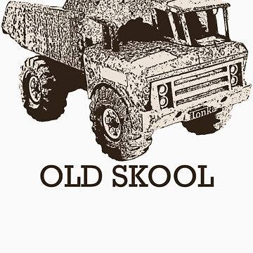 OLD SKOOL Tonka by Tee-King