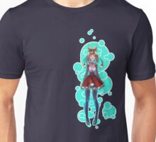 Bubbles and Hearts Unisex T-Shirt