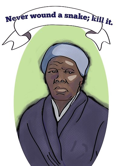 Harriet Tubman by artfulscientist