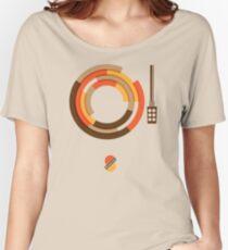 Modernist Vinyl Women's Relaxed Fit T-Shirt