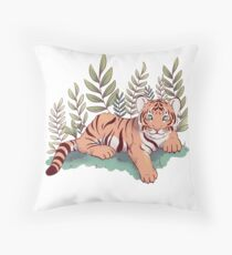 Tiger Cub Floor Pillow