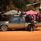 Cambodian Taxi by Matt Bishop