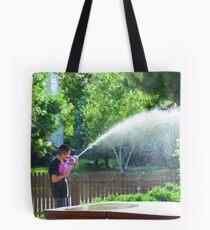 Summer Soaking Tote Bag
