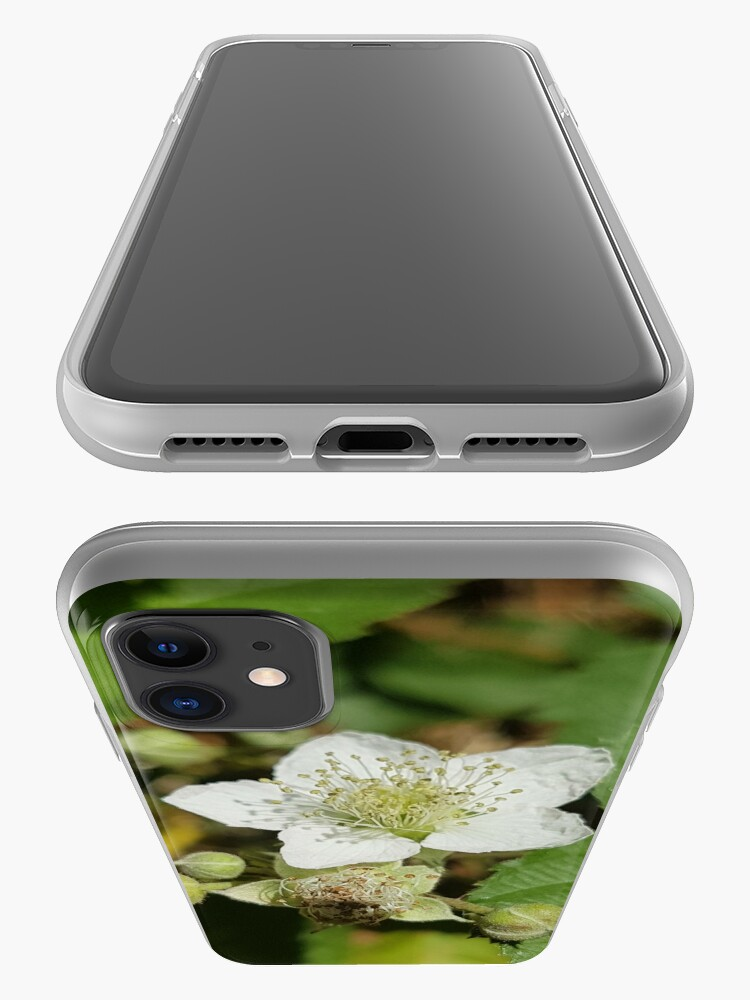 Alternate view of Bramble Blossom iPhone Case & Cover