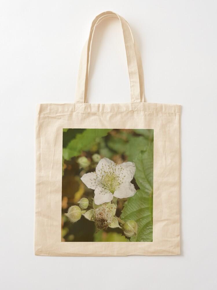 Alternate view of Bramble Blossom Tote Bag