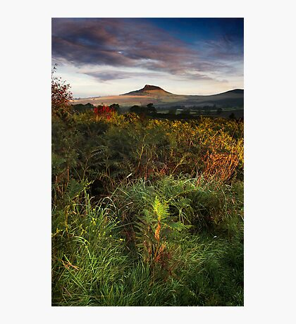 Roseberry Topping Photographic Print