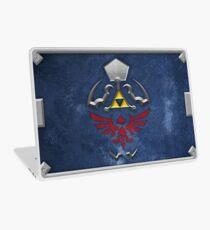 Twilight Princess Hylian Shield Laptop Skin