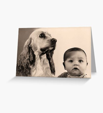 Our Children Greeting Card