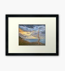 Meat Cove Framed Print