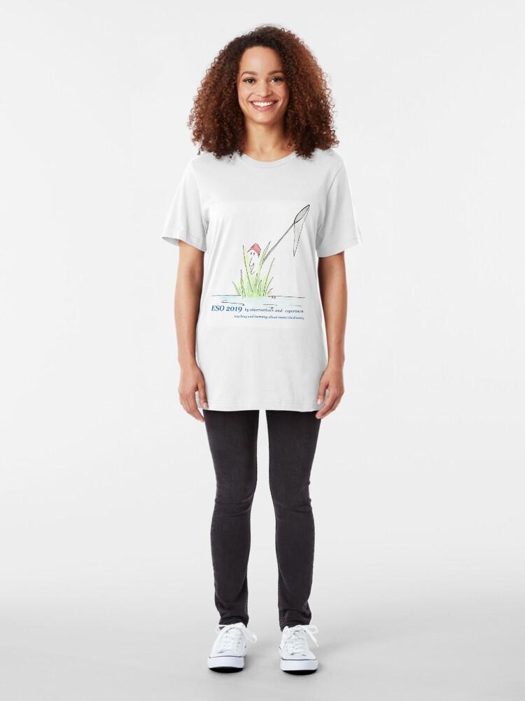 Alternate view of ESO 2019 Slim Fit T-Shirt