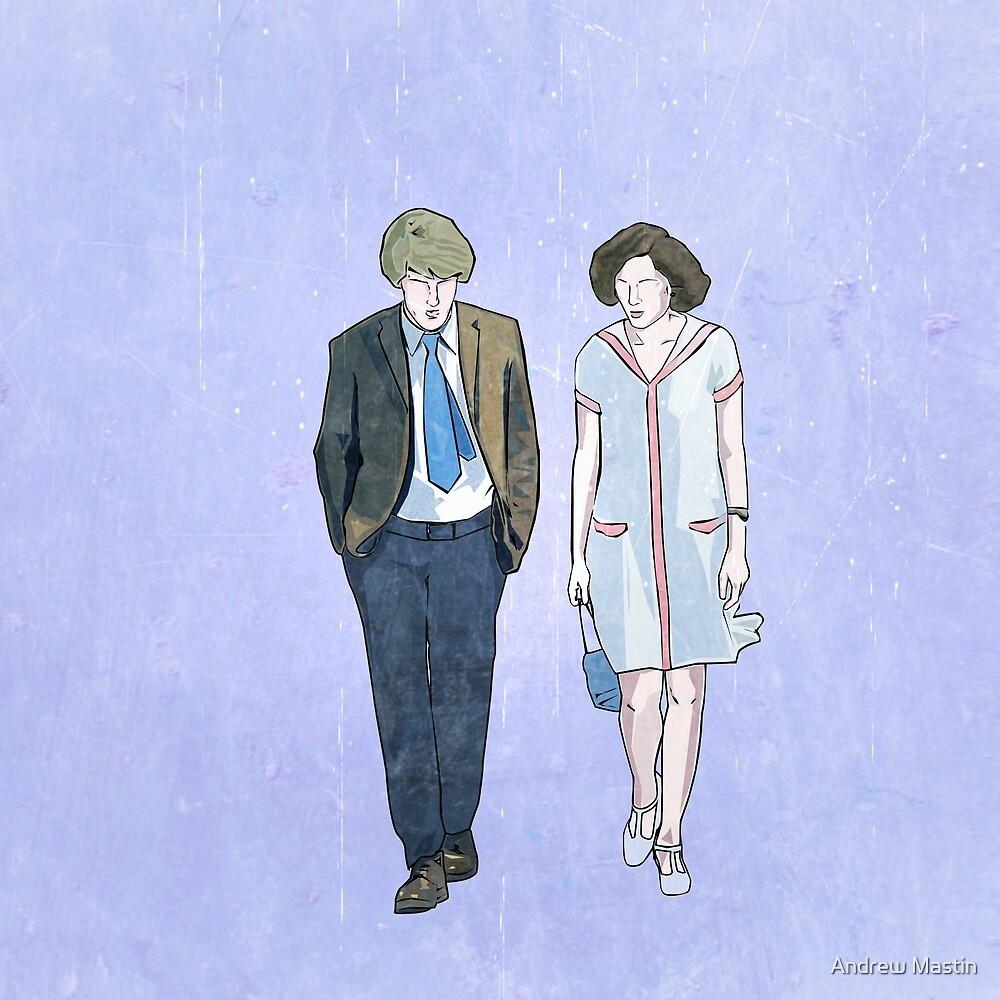 Midnight In Paris by Andrew  Mastin
