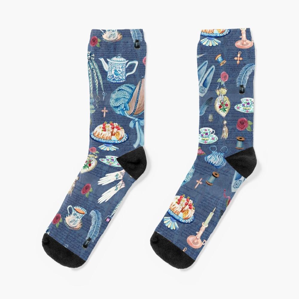 Jane Austens favourite things  Socks