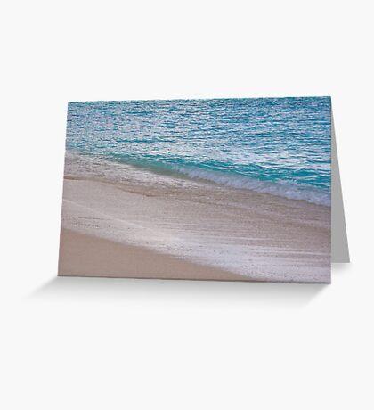 Diagonal Greeting Card