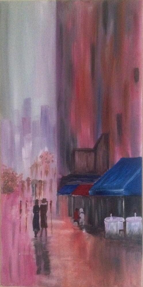 Paris by donellab