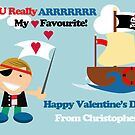 You really arrrrr my favourite by one8edegre