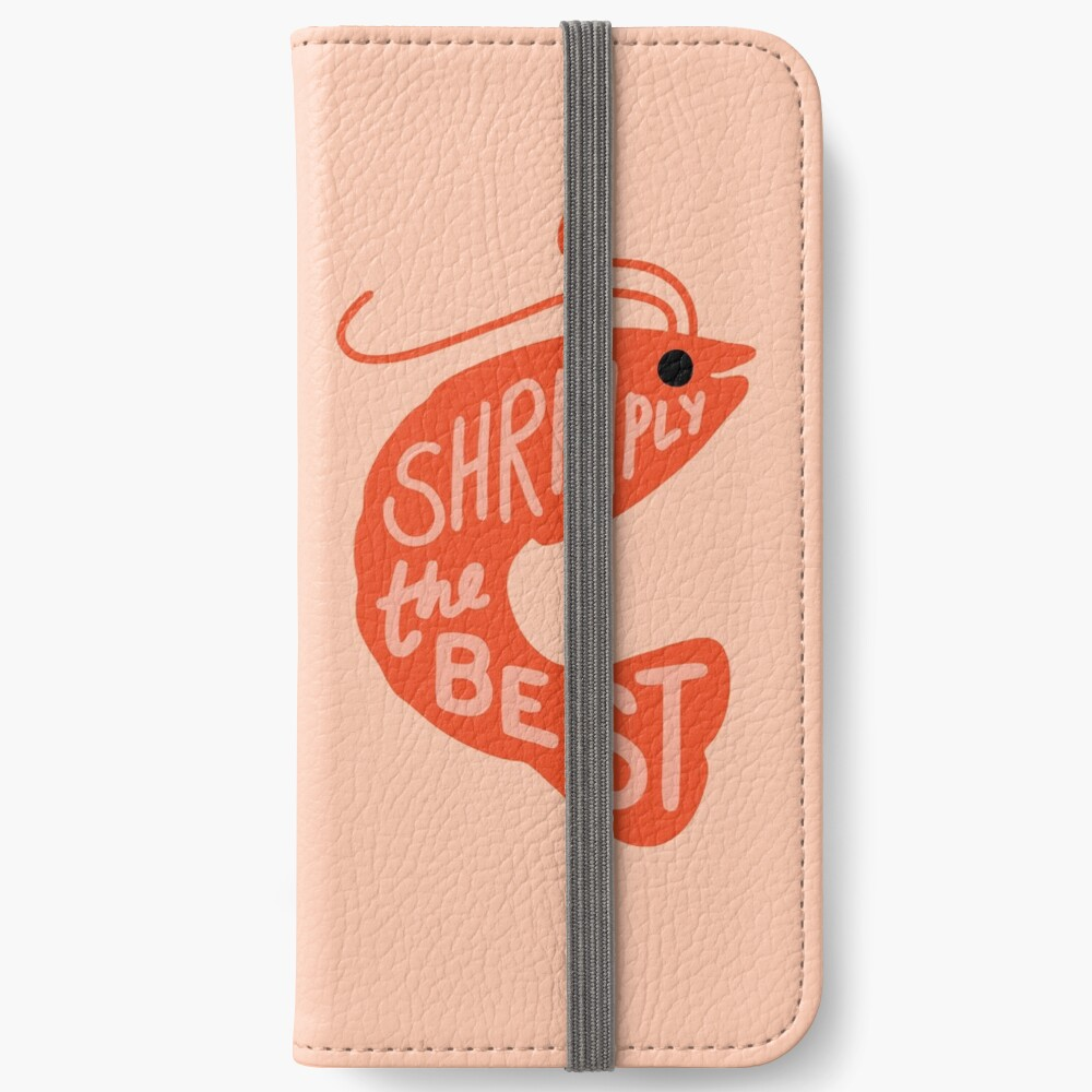 Shrimply the Best iPhone Wallet