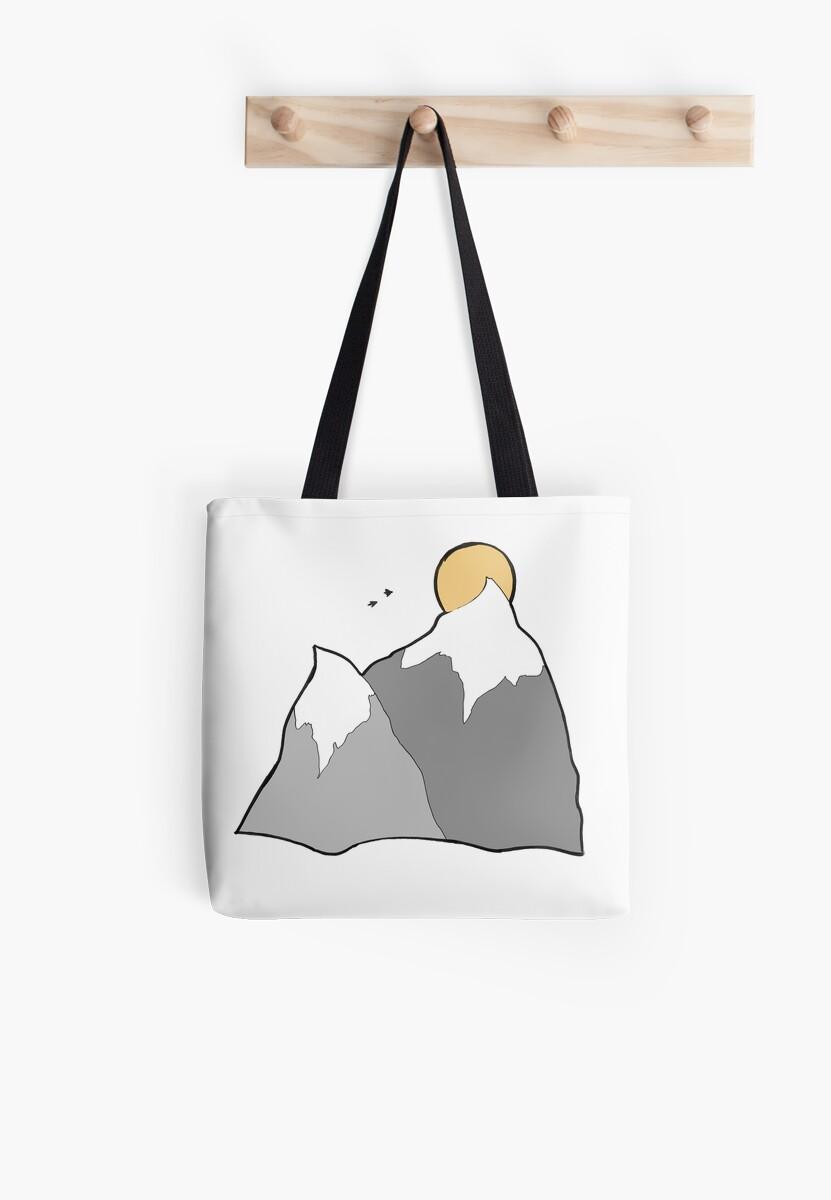 Berg by tinanja