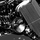 Ford Chrome by BaliBuddha