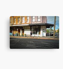 Johnston St Canvas Print