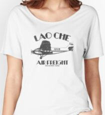 Lao Che Air Freight Women's Relaxed Fit T-Shirt
