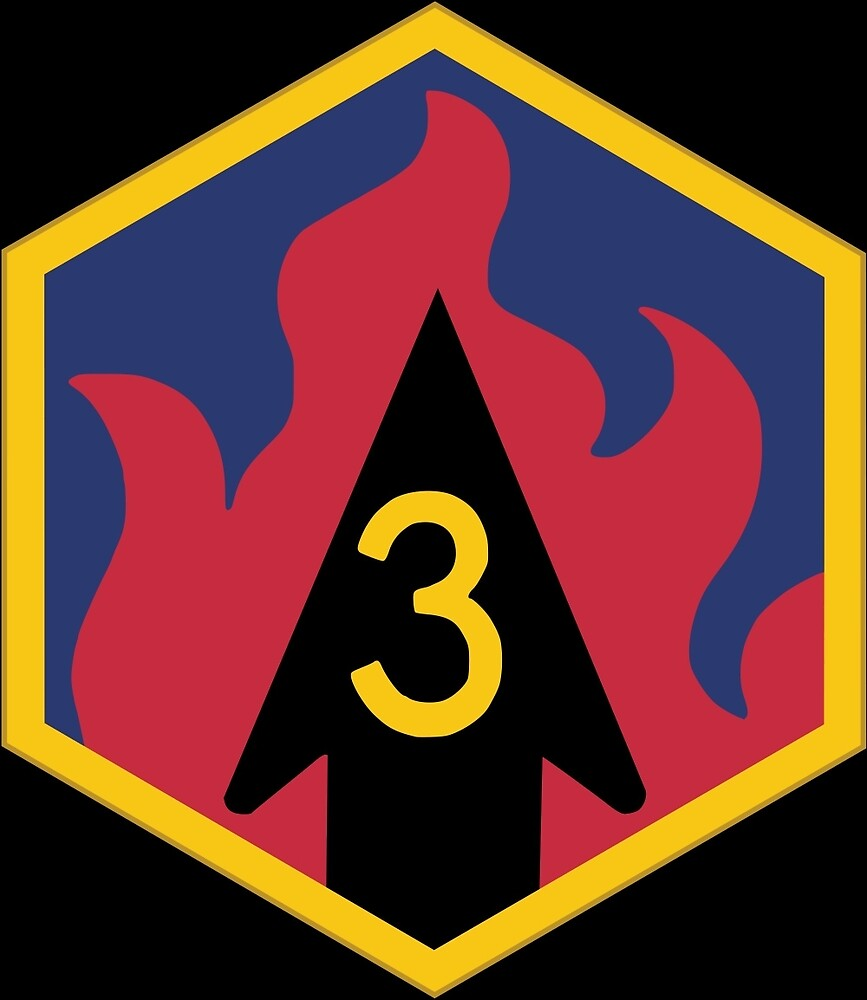 3rd Chemical Brigade (United States) by wordwidesymbols