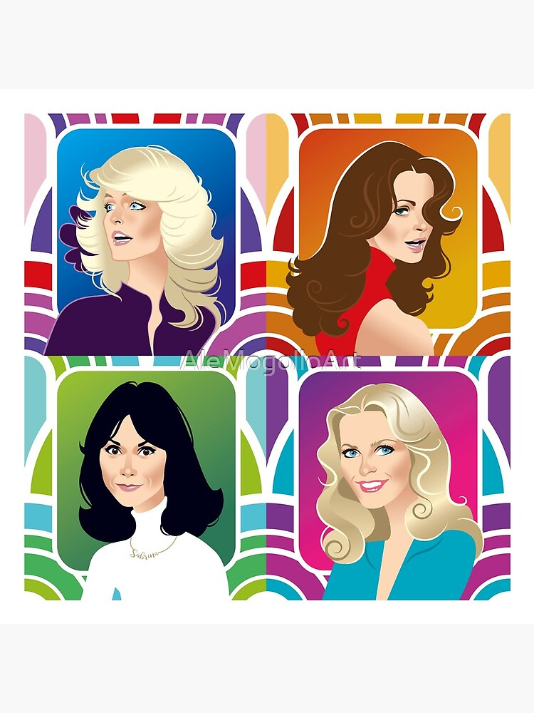 Four Angels by AleMogolloArt