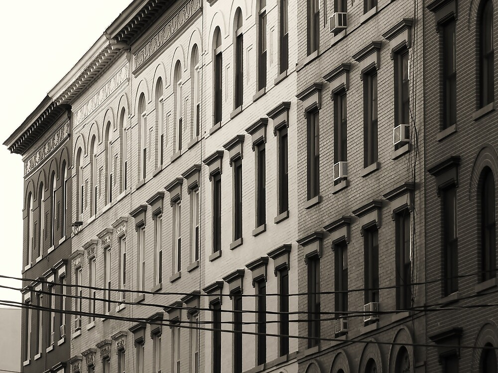 The Hoboken Home by Timekeeper5