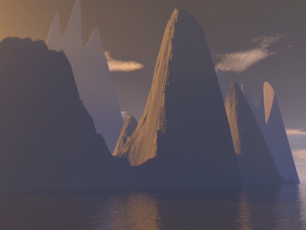 Mount Chaos by KirneH001