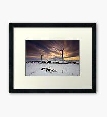 Earth, Wind & Fire Framed Print