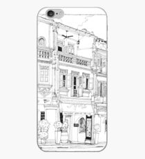 Streetscape Singapore iPhone Case