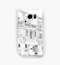 Streetscape Singapore Samsung Galaxy Case/Skin