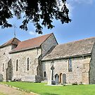 Church of St.Mary, Sullington, West Sussex by dgbimages