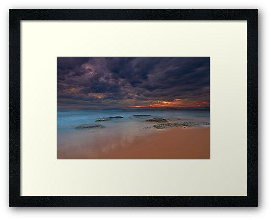 Shelly Beach  by Mark  Lucey