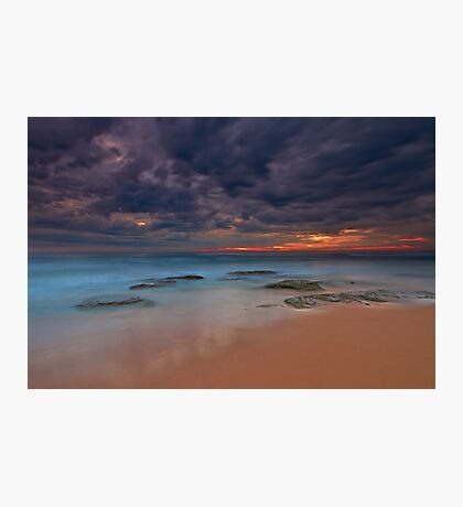 Shelly Beach  Photographic Print