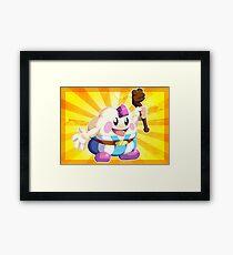 Super Mario RPG: Mallow Framed Print