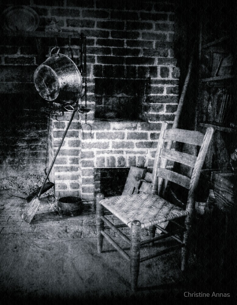 In the Shadows of the Past by Christine Annas