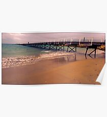 Beachport Jetty Poster