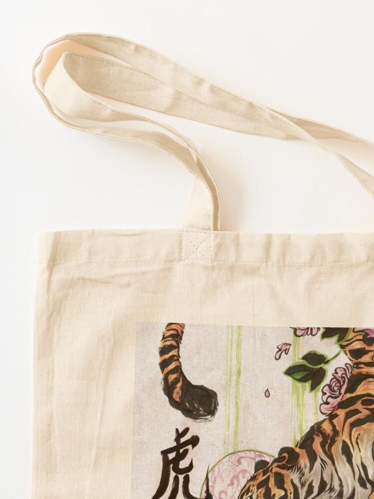 Alternate view of Tiger Tote Bag