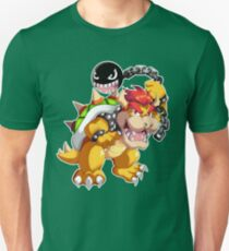 Super Mario RPG: Bowser Unisex T-Shirt