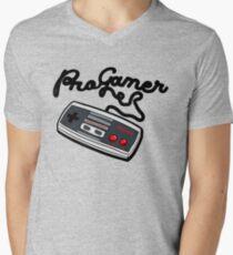 Pro Gamer V-Neck T-Shirt