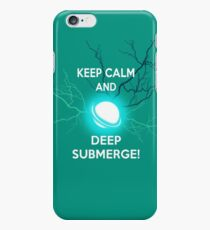 Keep Calm and Deep Submerge - Sailor Moon iPhone 6s Case